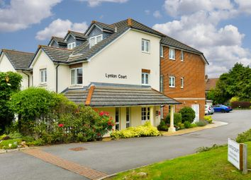 Thumbnail 1 bed property for sale in Park Hill Road, Epsom