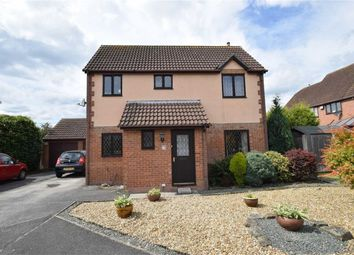 Thumbnail 3 bed detached house to rent in Hawthorne Close, Kilburn, Belper