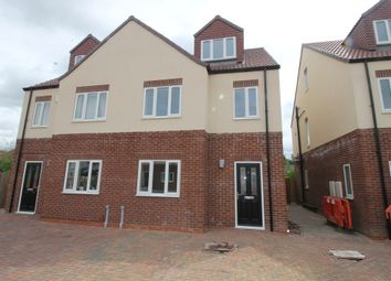 Thumbnail 4 bed semi-detached house to rent in Riley Court, Armthorpe, Doncaster