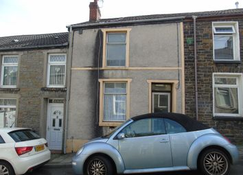 Thumbnail 2 bed terraced house for sale in Cliff Street, Mountain Ash