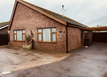 Fishermans Walk, Selsey, Chichester PO20. 3 bed bungalow for sale