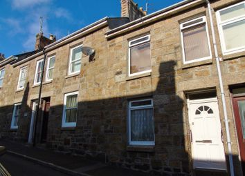 Thumbnail 2 bedroom terraced house for sale in St Francis Street, Penzance