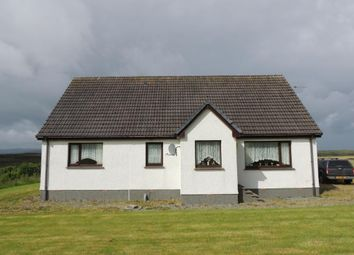 Thumbnail 2 bedroom bungalow for sale in 22 Earlish, By Portree, Isle Of Skye