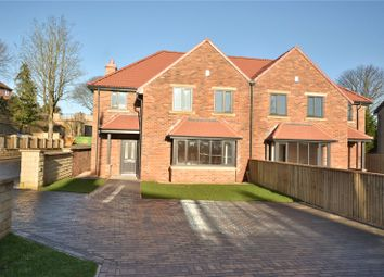 Thumbnail 5 bed semi-detached house for sale in Plot 10, Syke Lane, Scarcroft, Leeds, West Yorkshire