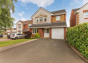 Thumbnail 4 bed detached house for sale in Miller Gardens, Bishopbriggs, Glasgow, East Dunbartonshire