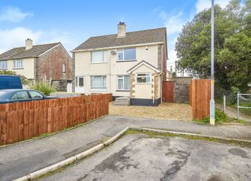 Thumbnail 2 bed terraced house for sale in Grenfell Avenue, Saltash