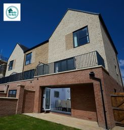 Thumbnail 4 bed town house for sale in 1 Millennium Drive, Stockton On Tees