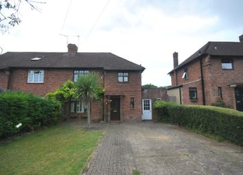 Thumbnail 3 bedroom semi-detached house to rent in Westlands Way, Oxted