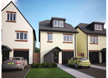 Thumbnail 3 bed detached house for sale in Gadlys Lane, Bagillt