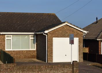 Thumbnail 2 bed semi-detached bungalow for sale in Malines Avenue, Peacehaven