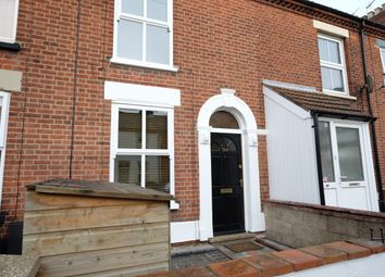Thumbnail 2 bed terraced house to rent in Knowsley Road, Norwich, Norfolk