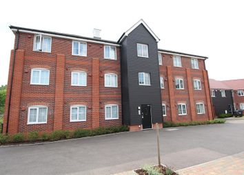 Thumbnail 2 bed flat for sale in Windsor Court, Needham Market, Ipswich