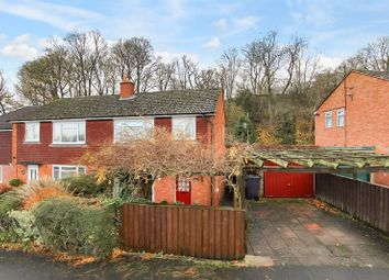 Thumbnail 3 bed semi-detached house for sale in Velindre, Brecon