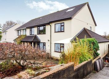 Thumbnail 5 bed semi-detached house for sale in Raleigh Park, South Molton