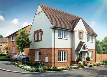 Thumbnail 3 bed detached house for sale in Warren Grove, Robell Way, Storrington
