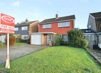 3 bed detached house for sale in Wren Crescent, Bushey WD23