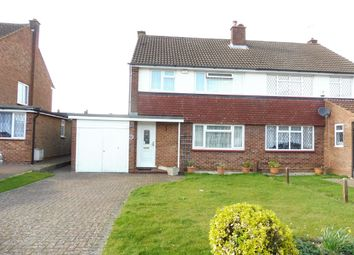 Thumbnail 3 bed semi-detached house for sale in Downs Park, Downley, High Wycombe
