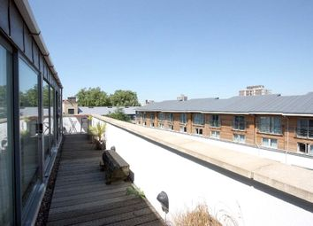 Thumbnail 1 bed flat to rent in Glassworks Studios, Basing Place, London