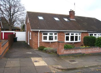 Thumbnail 4 bed bungalow for sale in Rowcroft Road, Walsgrave, Coventry