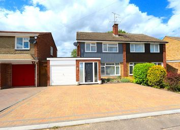 Thumbnail 3 bed semi-detached house for sale in Beechwood Avenue, Leicester Forest East, Leicester