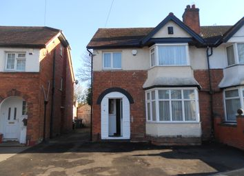 Thumbnail 3 bed semi-detached house for sale in Tetley Road, Birmingham