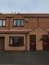 Thumbnail 2 bedroom terraced house to rent in Chapel Court, Winterton, Scunthorpe
