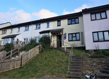 Thumbnail 3 bed terraced house for sale in Hermitage Road, Dartmouth