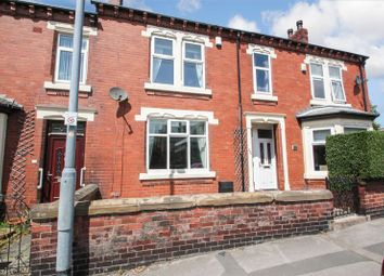 Thumbnail 3 bed terraced house for sale in Leake Street, Castleford