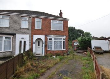 Thumbnail 3 bedroom semi-detached house for sale in St. Hughs Crescent, Scunthorpe