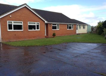 Thumbnail 4 bedroom detached bungalow for sale in Romany Close, Rollesby, Great Yarmouth