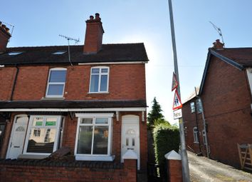 Thumbnail 3 bed end terrace house to rent in Broad Street, Bromsgrove, Bromsgrove