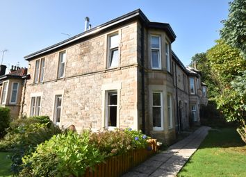 Thumbnail 2 bed flat for sale in Moor Road, Flat 1/2, Milngavie, East Dunbartonshire