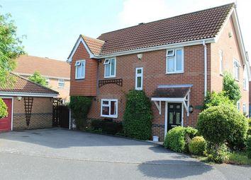 Thumbnail 4 bed detached house for sale in Ten Acre Way, Rainham, Kent