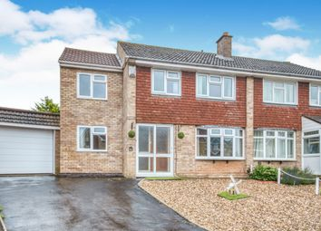 5 bed semi-detached house for sale in Ashford Gardens, Whitnash, Leamington Spa CV31