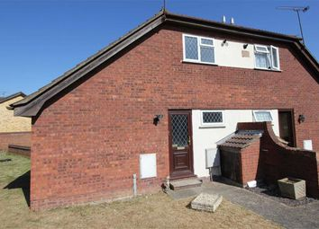 Thumbnail 1 bed semi-detached bungalow to rent in Tollesbury Close, Wickford, Essex