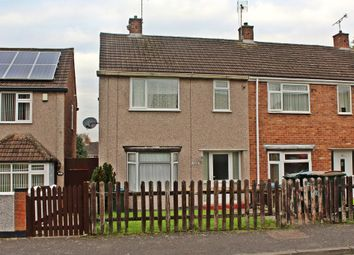 Thumbnail 2 bed end terrace house for sale in Meadfoot Road, Willenhall, Coventry