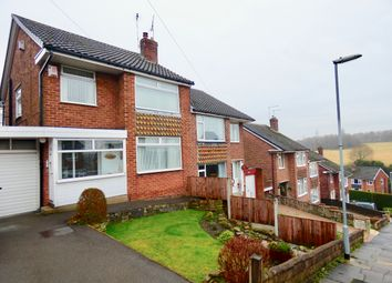 3 bed semi-detached house for sale in Hill View Road, Kimberworth, Rotherham S61