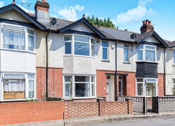 Thumbnail 3 bed terraced house for sale in Junction Road, Totton, Southampton