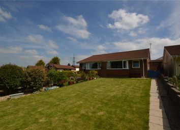 Thumbnail 1 bed semi-detached bungalow for sale in Roman Way, Honiton, Devon