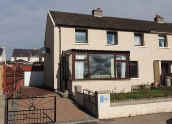 Thumbnail 3 bed terraced house for sale in Brodie Drive, Elgin