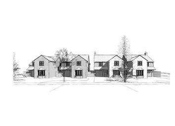 Thumbnail 4 bedroom detached house for sale in Sutton Road, Walpole Cross Keys, King's Lynn