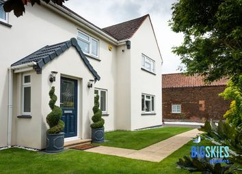 Thumbnail 4 bed detached house for sale in Manor Road, Dersingham, King's Lynn