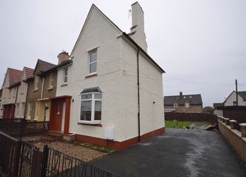 Thumbnail 3 bed property to rent in Stirling Road, Fallin, Stirling