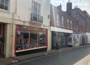 Thumbnail Retail premises for sale in Church Street, Woodbridge