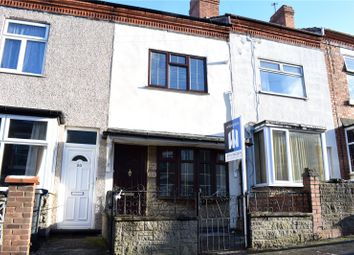 Thumbnail 3 bed terraced house for sale in Jackson Avenue, Ilkeston, Derbyshire