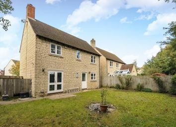 Thumbnail 3 bedroom detached house to rent in Bradwell Village, Burford