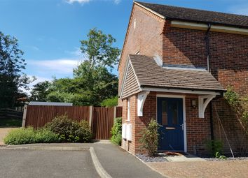 Thumbnail 2 bed flat for sale in Field Close, Tingewick