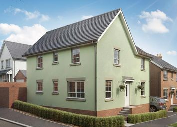 "Thumbnail 4 bedroom detached house for sale in ""Alderney"" at Bevans Lane, Pontrhydyrun, Cwmbran"