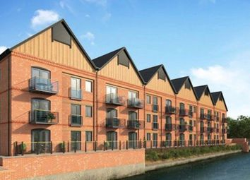 Thumbnail 2 bed flat for sale in The Boatyard, Upper Cambrian Road, Chester