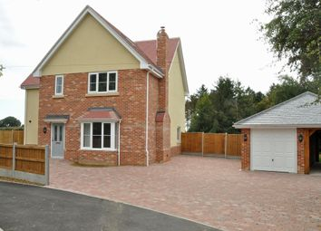 Thumbnail 5 bed detached house for sale in St. Marys Road, Great Bentley, Colchester